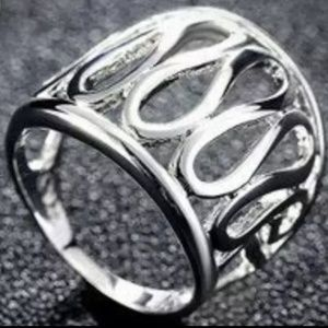 .925 silver ring new